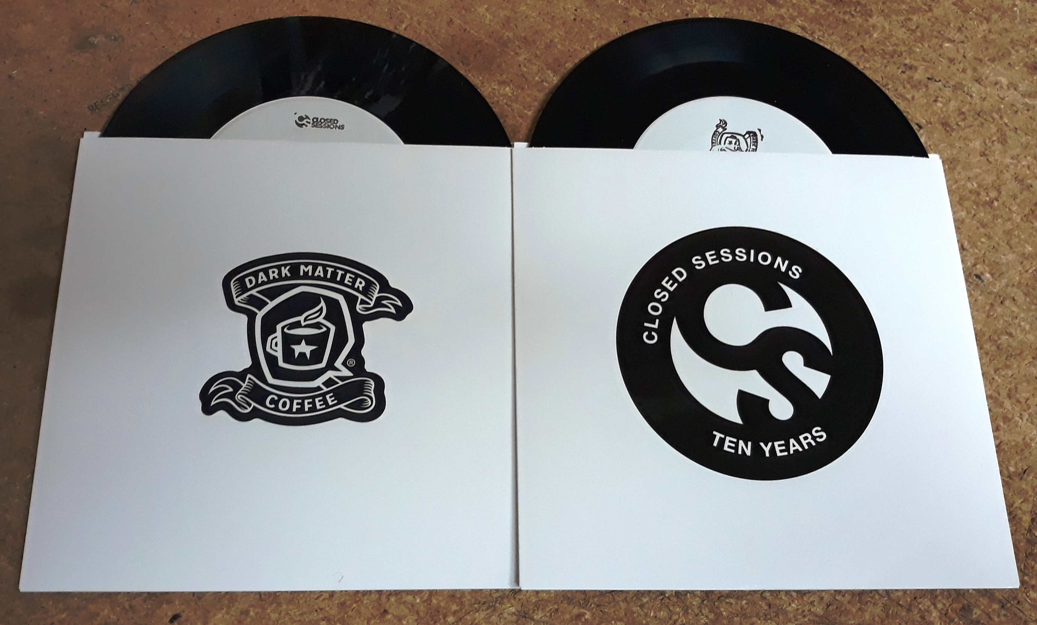 Raekwon & Action Bronson/CLOSED SESS D7""