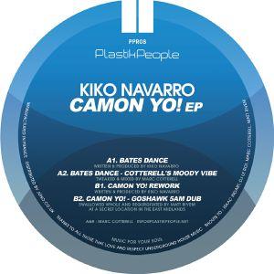 """Kiko Navarro/CAMON YO! EP 12"""""""
