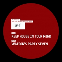 Various/KEEP HOUSE IN YOUR MIND 12""