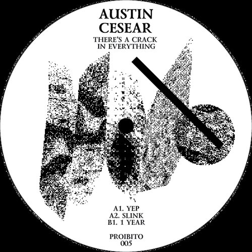 """Austin Cesear/THERE'S A CRACK... 12"""""""