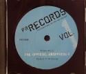 PR Records/OFFICIAL UNOFFICIALS CD