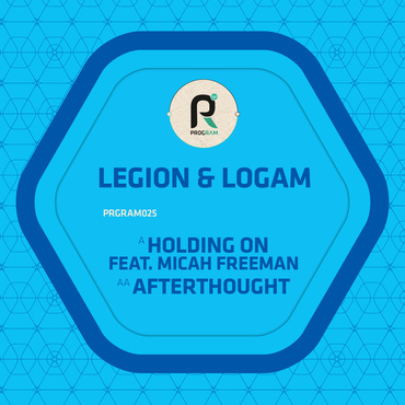 """Legion & Logjam/HOLDING ON 12"""""""