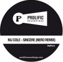 MJ Cole/SINCERE (NERO REMIX) 12""