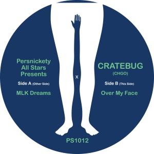 Persnickety All-Stars/CRATEBUG EDITS 12""