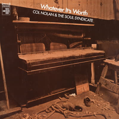 Col Nolan/WHATEVER IT'S WORTH LP