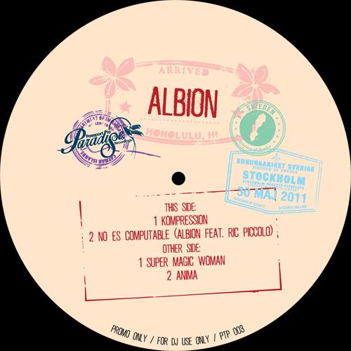 "Albion/KOMPRESSION 12"""