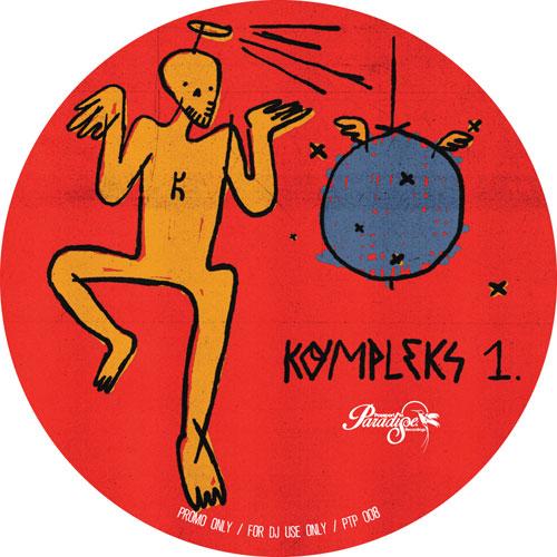 """Kompleks/KOMPLEKS V1 12"""""""
