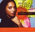 Angela Johnson/A WOMAN'S TOUCH CD