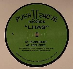 "LHAS/PUSH II SHOVE 3 EP 12"""