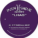"LHAS/PUSH II SHOVE 4 EP 12"""