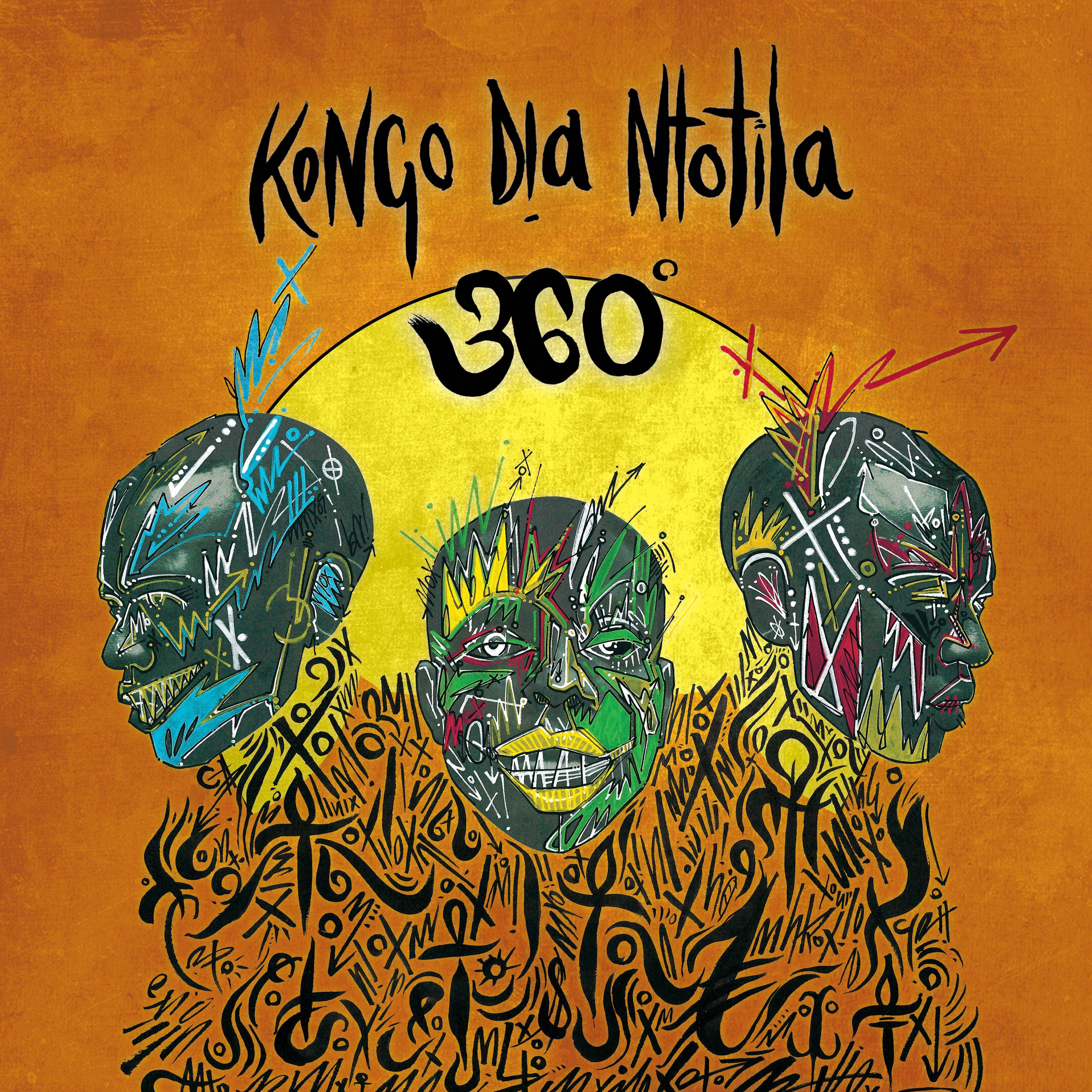 Kongo Dia Ntotila/360 DEGREES DLP