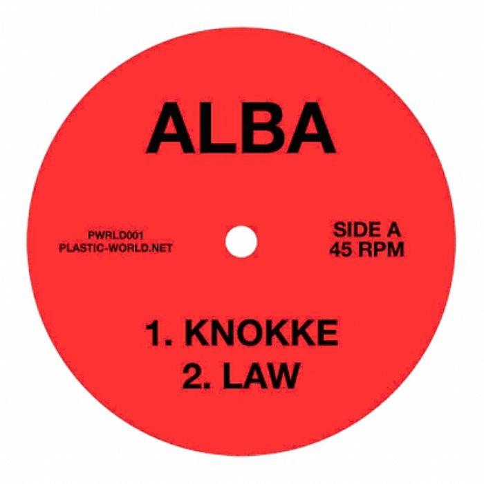 "Alba/KNOKKE RICK W & JIMMY E REMIXES 12"""