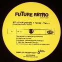 "Various/FUTURE RETRO REMIX EP 12"""