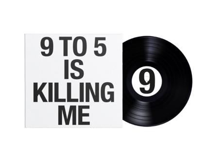 """Martin Georgi/9 TO 5 IS KILLING ME 12"""""""