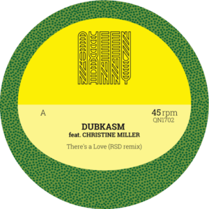 """Dubkasm/THERE'S A LOVE (RSD REMIX) 12"""""""