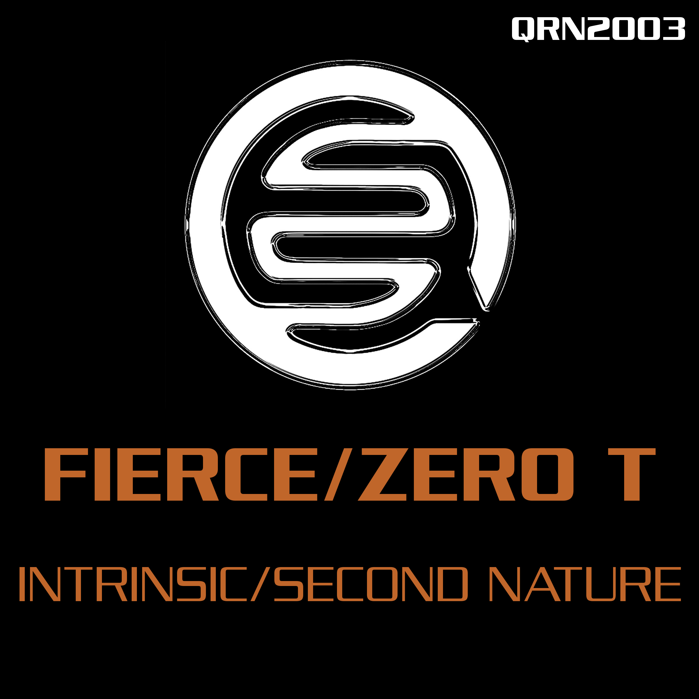 Fierce & Zero T/INTRINSIC 12""