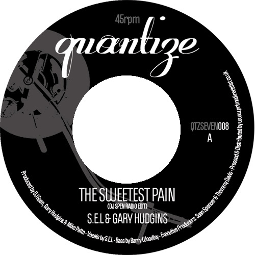 """S.E.L./SWEETEST PAIN (DJ SPEN EDIT) 7"""""""