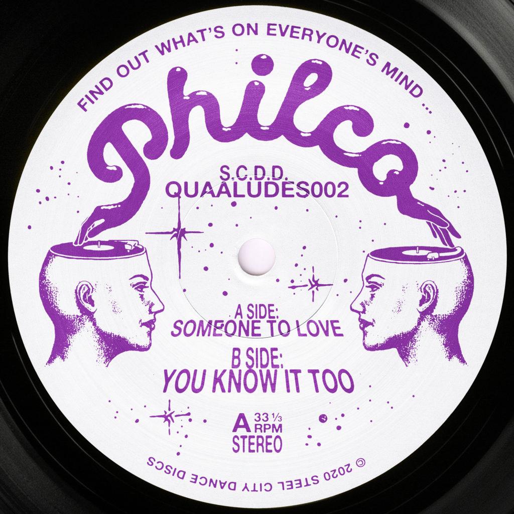 "Philco/SOMEONE TO LOVE 12"""