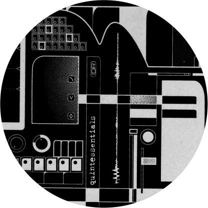 """Greymatter & Black Fan/TESLA 7"""""""