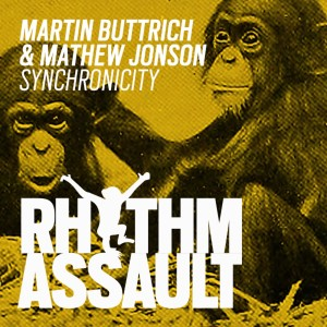 "Martin Buttrich/SYNCHRONICITY 12"""