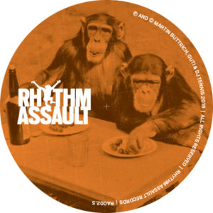 Martin Buttrich/NEW GAME 12""