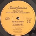 """Soulparlor/BACK UP TRAIN-RECLOOSE 12"""""""