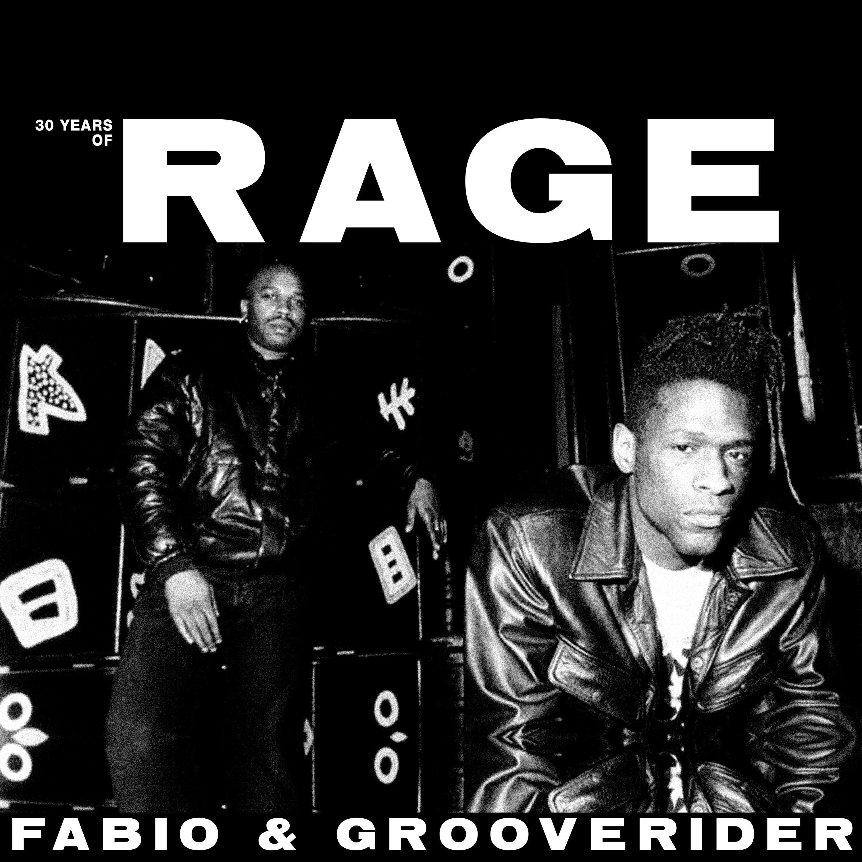 Fabio & Grooverider/30 YEARS OF RAGE DCD