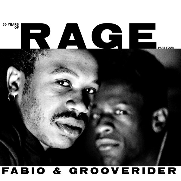 Fabio & Grooverider/RAGE PART 4 DLP