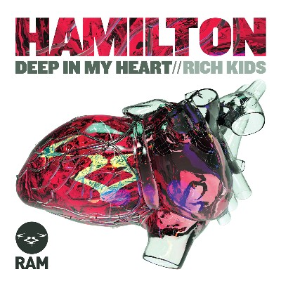 Hamilton/DEEP IN MY HEART 12""