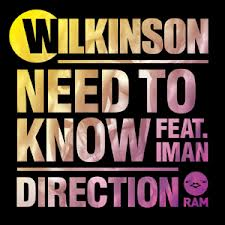 """Wilkinson/NEED TO KNOW 12"""""""