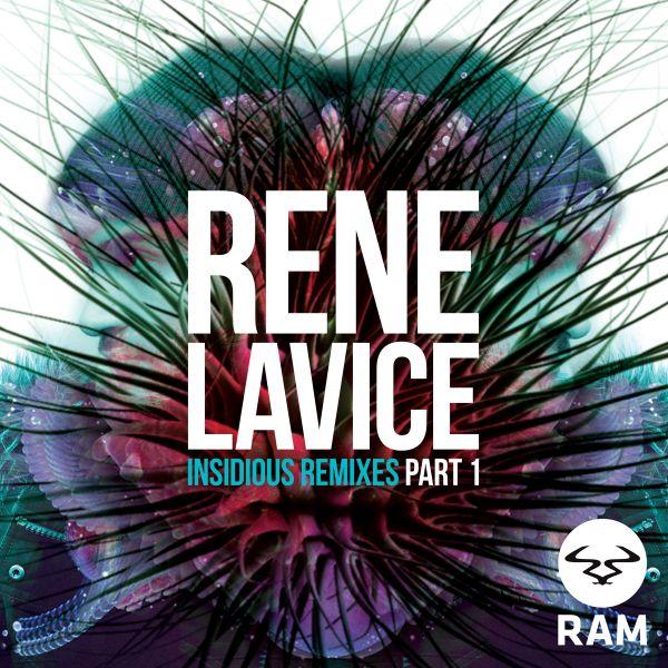 """Rene LaVice/INSIDIOUS REMIXES PT. 1 12"""""""
