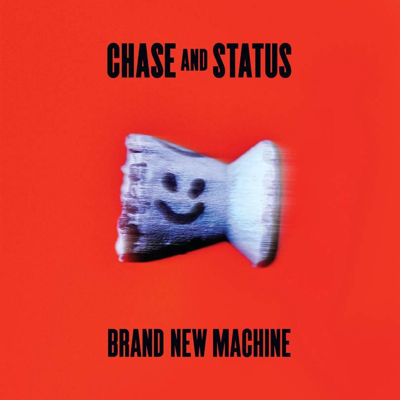 """Chase & Status/BRAND NEW MACHINE EP D12"""""""