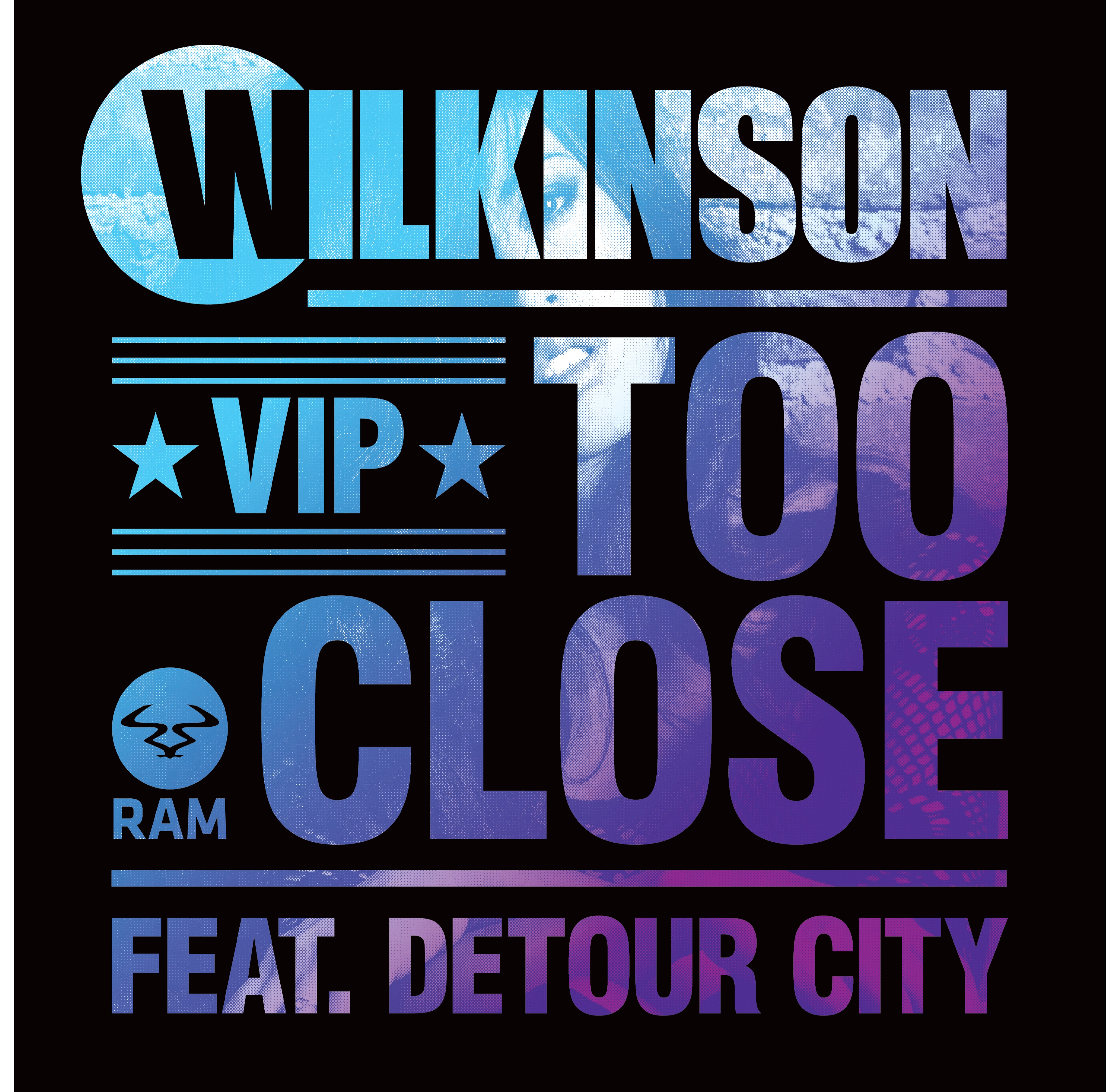 "Wilkinson/TOO CLOSE (ORIGINAL & VIP) 12"""