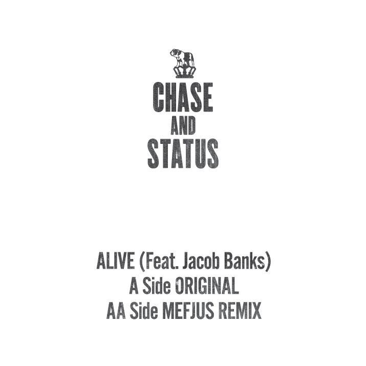 """Chase & Status/ALIVE 12"""""""