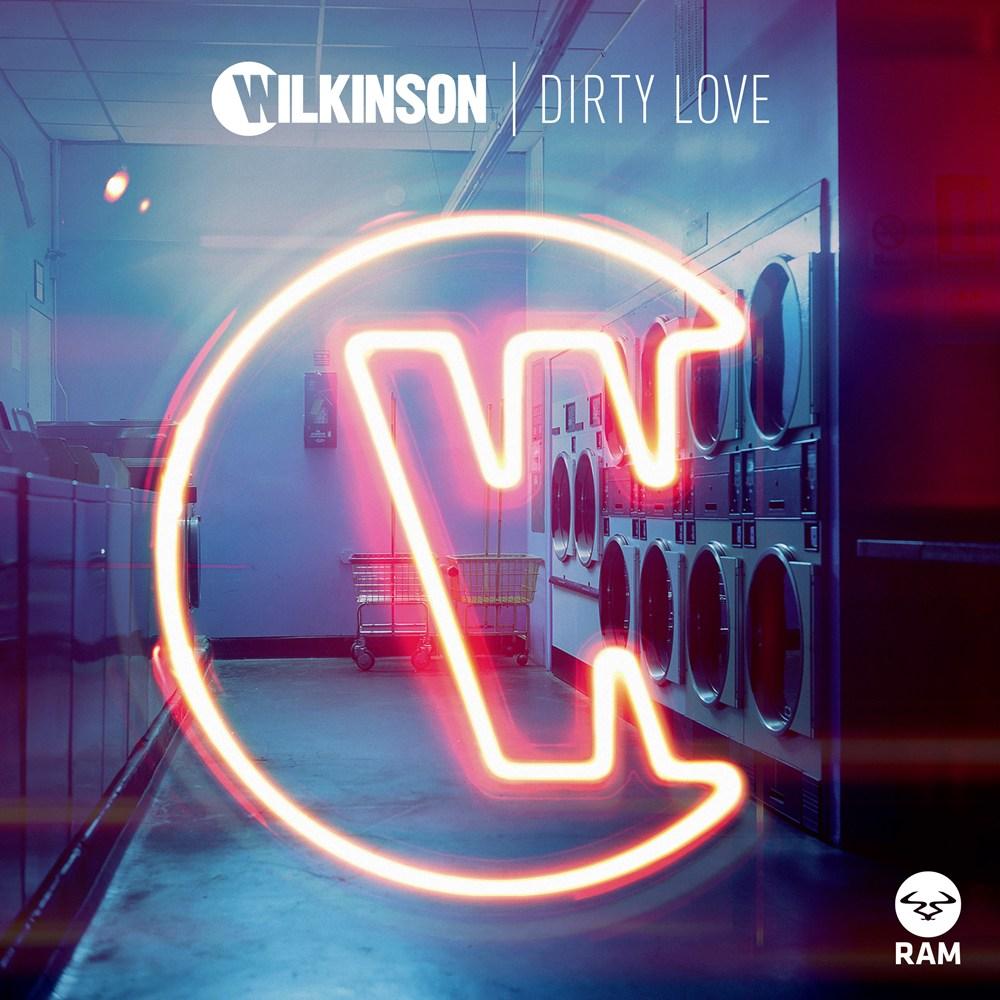 "Wilkinson/DIRTY LOVE 12"""
