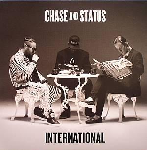 "Chase & Status/INTERNATIONAL 12"""