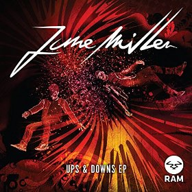 """June Miller/UPS AND DOWNS EP D12"""""""