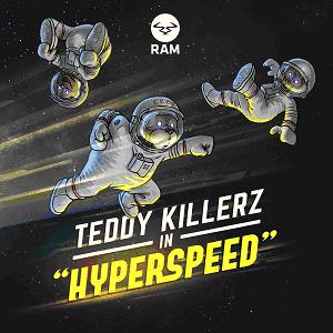 "Teddy Killerz/HYPERSPEED EP D12"""