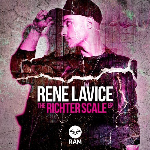 Rene LaVice/THE RICHTER SCALE EP 12""