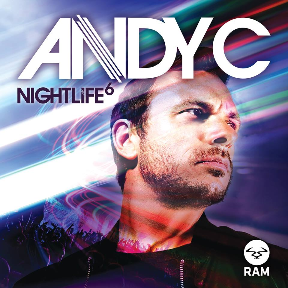Andy C/NIGHTLIFE VOL. 6  3CD