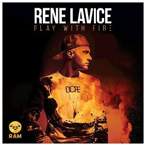 Rene LaVice/PLAY WITH FIRE CD