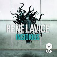 Rene LaVice/INSIDIOUS CD