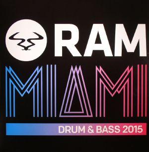 Various/RAM MIAMI DRUM & BASS 2015 3LP