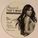 Amerie/THAT'S WHAT U R HOUSE REMIX 12""