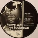 "Kanye West/LOVE LOCKDOWN (GUY ROBIN) 12"""