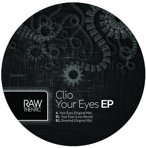 "Clio/YOUR EYES EP 12"""