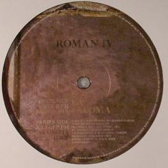 """Roman Iv/LA PALOMA 12"""""""