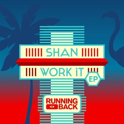 Shan/(YOU BETTER) WORK IT EP 12""