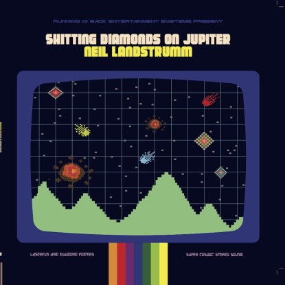 "Neil Landstrumm/SH*TTING DIAMONDS... 12"""