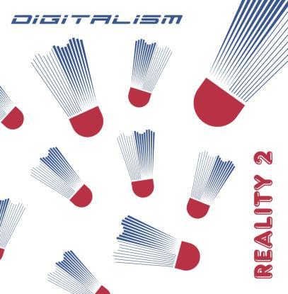 "Digitalism/REALITY 2 EP 12"""